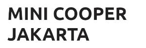 MINI COOPER JAKARTA